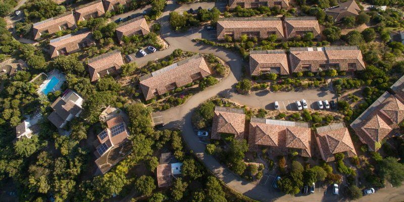 Suburban Housing Community